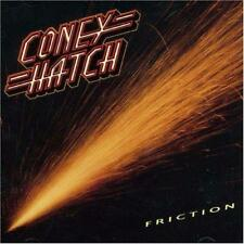 Coney Hatch - Friction (NEW CD)