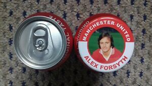 ALEX FORSYTH  MANCHESTER UNITED  MAGNET  55mm IN SIZE