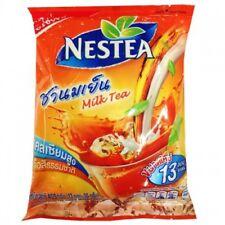 NESTEA NESTLE CHA YEN THAI MILK ICED TEA INSTANT 3 IN 1. (13 sachets)