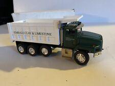 Conrad Models 1/50 International Paystar 5000 Tri-axle Dump Truck Kimbale Clay