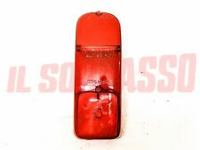PLASTIC RIGHT SIDE REAR LIGHT FIAT 500 D 600 D RED EXPORT ORIGINAL