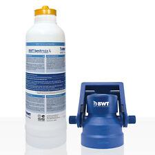 Bestmax L Filterset water + more Wasserfilter, BWT Set inkl. Filterkopf