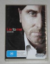 DVD set - Lie to Me - Season One - 4 x disc set - Starring Tim Roth