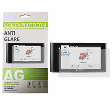Antiriflesso Screen Protector Kit per Garmin dezlcam / nuvicam
