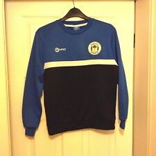 Wigan Athletic Football Top Size Boys Large Long Sleeve