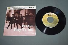 "1995 The Beatles – BABY IT'S YOU - 7"" Mono / 45 EP & Picture Sleeve 4 BBC Tracks"