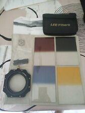 Ensemble 4 Filtres Lee + Porte Filtre