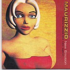 Maurizzio-New Emotion cd single