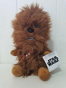 STAR WARS  - Licensed Chewbacca SOFT PLUSH TOY DOLL 23cm
