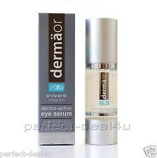 Cream Gel for Dark Circles Bags under eyes anti Puffiness Dead Sea Serum UNISEX