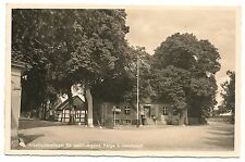 Karge b. Unruhstadt 1940, Arbeitsdienstlager für weibl. Jugend, Bahnpost Cottbus