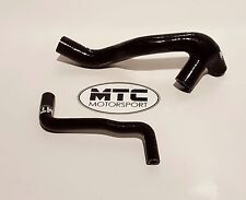 VW GOLF MK4 BORA LEON 1.8T AUM INLET BREATHER PIPE HOSE KIT 150-180 BHP BLACK