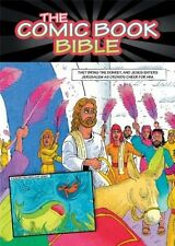The Comic Book Bible, Children Kids Educational Reading Church Religion NEW
