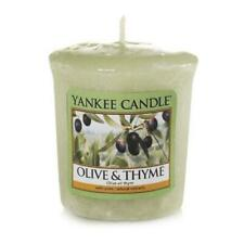 Yankee Candle Olive & Thym Bougie votive