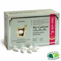 Pharma Nord Bio-Calcium + D3 + K 500mg - 150 Tablets