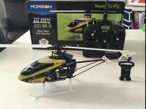 HORIZON HOBBIES – BLADE 200 SR X RTF HELICOPTER   SPARES