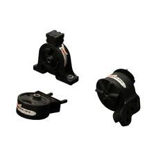 HARDRACE HARD REAR/LEFT ENGINE MOUNTS 3PC FOR SUZUKI SOLIO 02-05