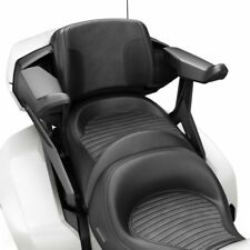 New Can-am Spyder F3 Black Adjustable Passenger Armrests Arm Rest Kit 219400726