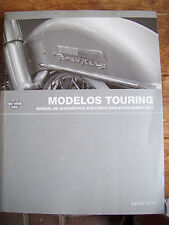 2007 Factory HARLEY DAVIDSON Manual De Diagnostico Electrico 99497-07S Espanol