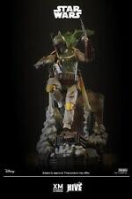 XM Studios Boba Fett 1/4 Scale Statue Figure Brand New US Seller ships NOW