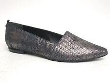 HÖGL Chaussures Mocassins Cutviper-Leder Anthracite Divers Tailles Neuf + Ovp