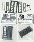 HO Scale Tichy 8027 Lamp Reflectors with Bulbs - 1 NEW plus Extra Reflectors