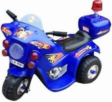 Lenoxx 3 Wheel Ride-On Motorcycle - Blue (90313B)