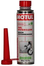 (45 23 Euro / L) Benzina Sistema Clean Motul 300ml carburante System-pulizia