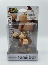 Nintendo Donkey Kong Amiibo (Super Mario Series) Brand New