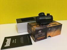 Bushnell Tropy Red Dot sights TRS-25 Ultra Compact Red Dot New Open Box