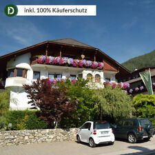 4 Tage Urlaub in Sand im Alphotel Stocker in Südtirol mit Halbpension