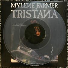 VINYLE TRANSLUCIDE MAXI 12'' MYLENE FARMER TRISTANA TRES RARE NEUF SOUS BLISTER