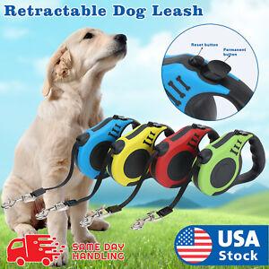 3M/5M Retractable Dog Leash Automatic Flexible Pet Cat Traction Rope Belt Leash