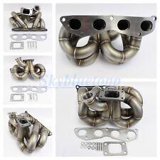 PLM K Series FG2 FA5 T3 Turbo Manifold for HONDA CIVIC Si 8th Gen 2006 - 2011