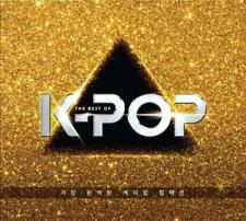 Various - Best of K-Pop 3CD NEU OVP
