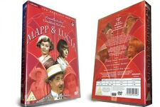 MAPP AND LUCIA the complete series 1 & 2 box set. Prunella Scales. New DVD.