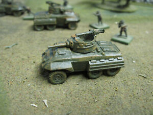 15mm WWII US Cavalry Recon Company (41 vehicles)
