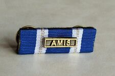 "The NATO-Non-Article 5 ""AMIS"" Medal Mission in Sudan Undress Ribbon Bar"