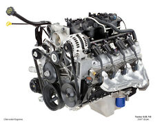GM VORTEC 6.0L LQ4 LQ9 V8 CHEVROLET CHEVY ENGINE WORKSHOP SERVICE REPAIR MANUAL