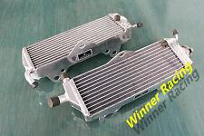 WINNER RACING L&R aluminum alloy radiator Honda CR500R CR 500 R 1989 89