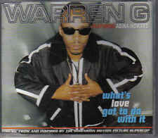 Waren G- Whats Love got to do with it cdm