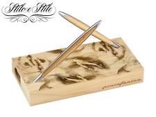 Pininfarina Cambiano Box 500th Leonardo Da Vinci Pen+Ethergraf Pencil Forever
