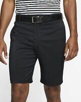 Nike Flex Dri Fit Standard Fit Mens Golf Shorts Black 32 34 36 38 AJ5493 010