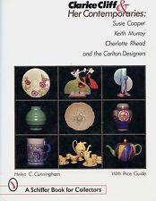 British Art Pottery C. Cliff Contemporaries - Cooper Rhead Carlton Etc. / Book