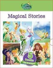 Disney 5 Fairies Magical Stories by Parragon (Hardback, 2015)