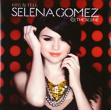 CD - Selena Gomez & The Scene - Kiss & Tell - #A1040