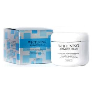 [JIGOTT] Whitening Activated Cream - 100g Lightening Cream Moistur ⭐Tracking⭐
