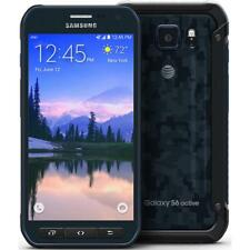 Samsung Galaxy S6 active - G890A - 32GB - Blue (GSM Unlocked; AT&T / T-Mobile)