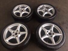 4 Winterräder orig. Porsche 911  997 18Zoll 8/10J Pirelli  235/40R18  265/40R18