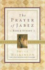 The Prayer of Jabez Bible Study Guide - Leader's Edition